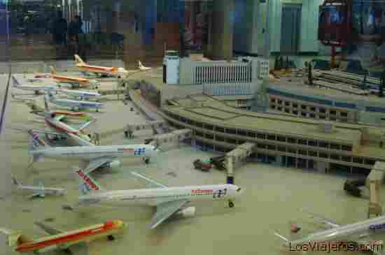 Madrid Barajas International Airport