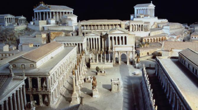 Models of known buildings