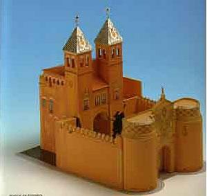 : New Gate of the Hinge, Toledo
