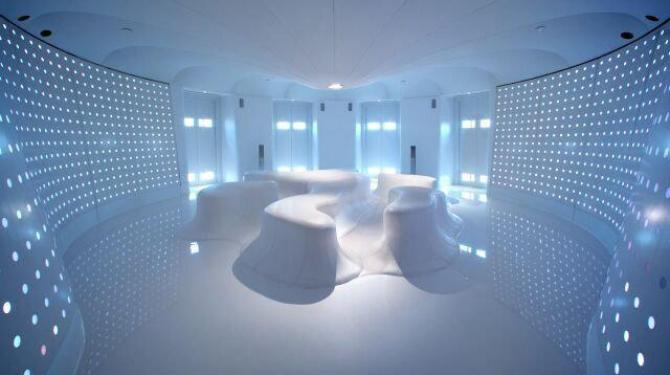 Os hotéis mais modernos do mundo