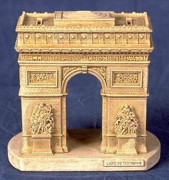 Paris Arch of Triumph
