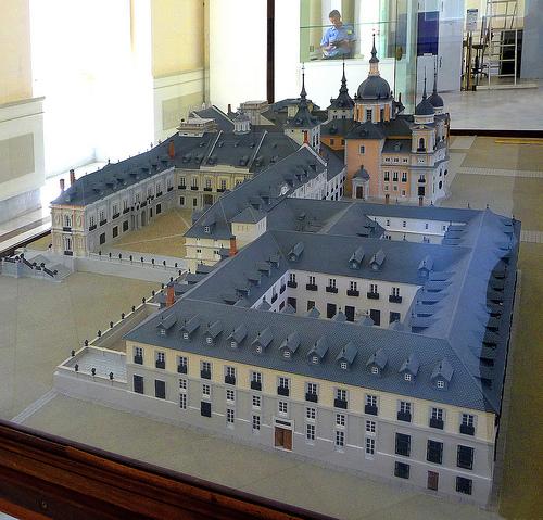 Royal Palace of La Granja (Segovia)