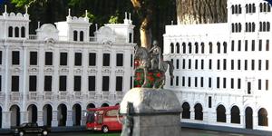 San Martin Square - Lima