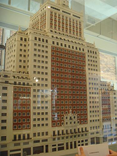 Spain - Madrid Building