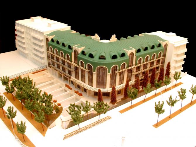 Spanish Lyceum of Paris