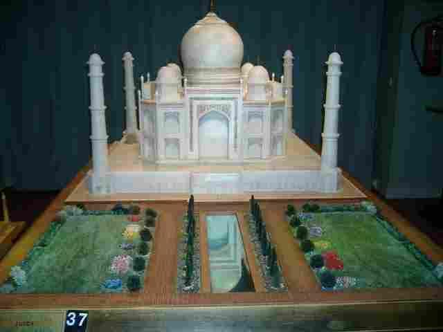 Taj Mahal (Agra, India