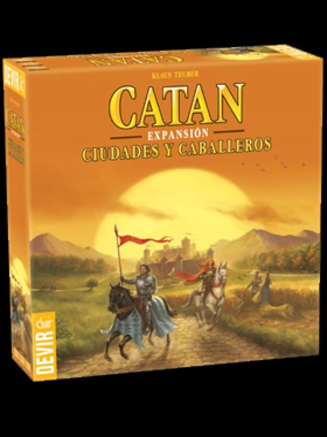 Cities and Knights Expansion