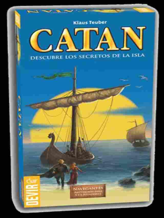 Erweiterung der Navegantes de Catán