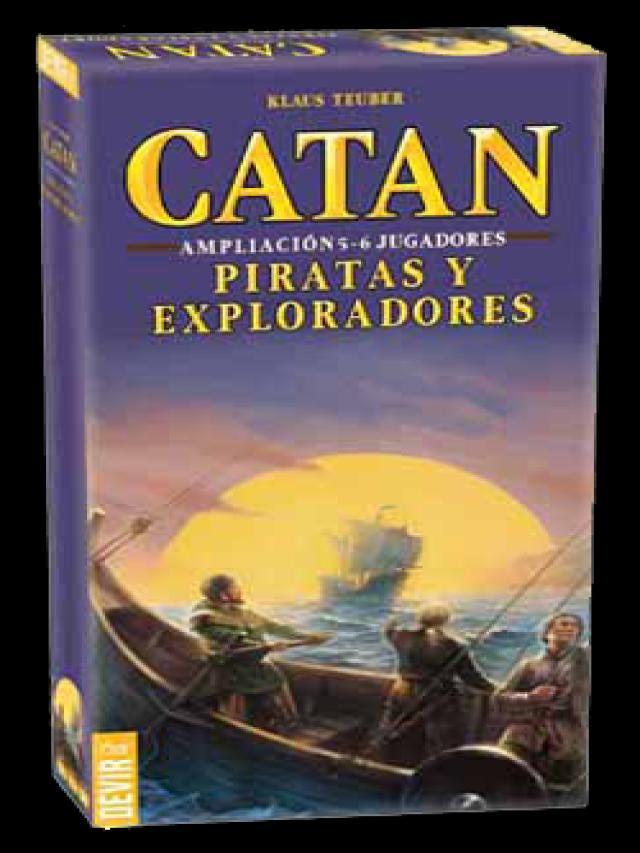 Erweiterung für Piraten und Entdecker