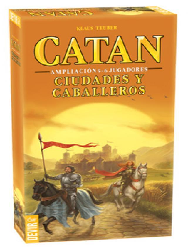Expansão de Cidades e Cavaleiros