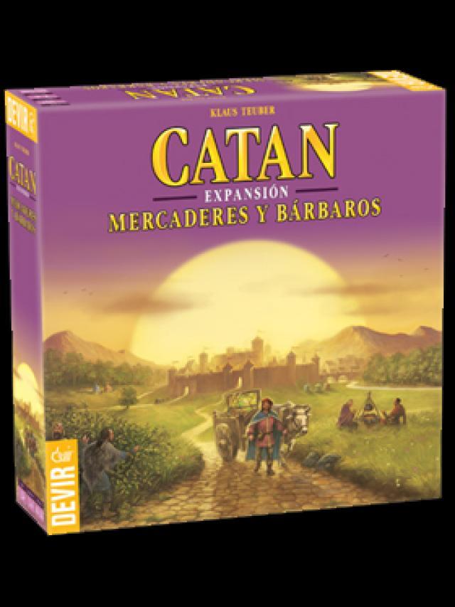 Expansão de comerciantes e bárbaros