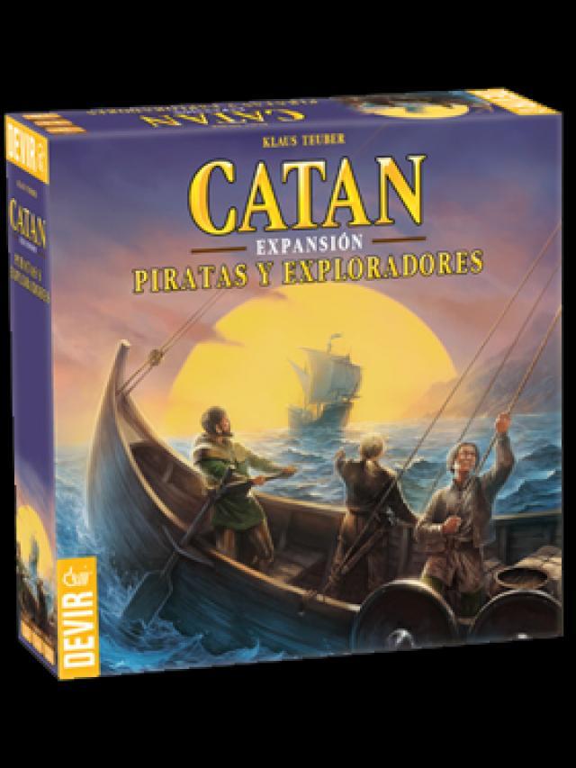 Expansão de piratas e exploradores