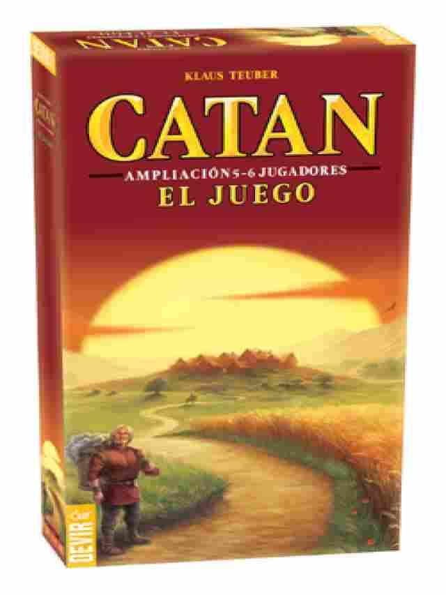 Grunderweiterung von Catán