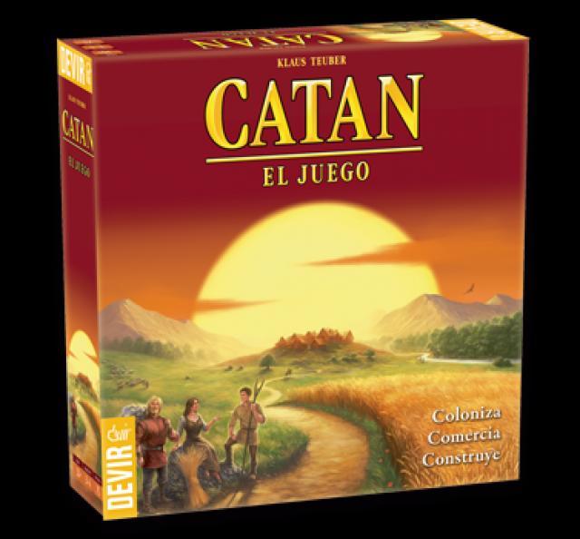 Jogo básico de catán
