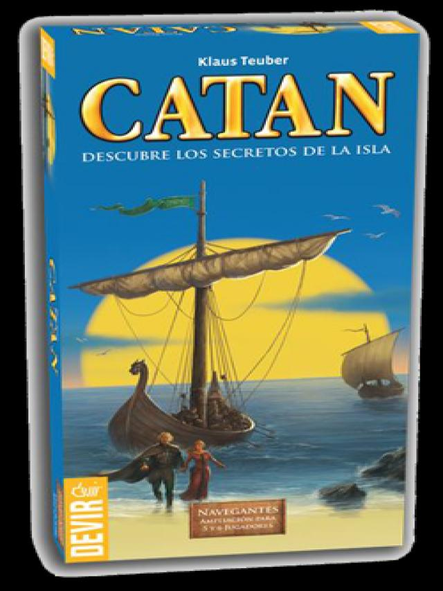 Navegadores de expansão de Catán