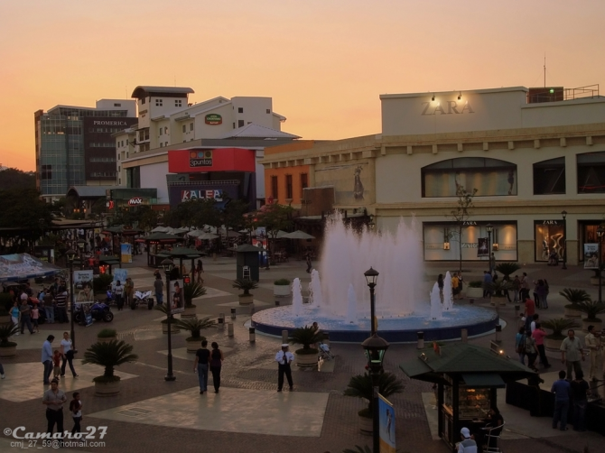 life style center la gran via (El Salvador)