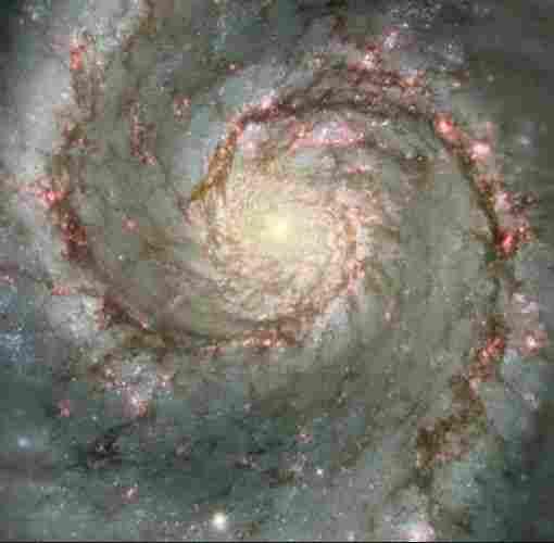 Swirl Galaxy