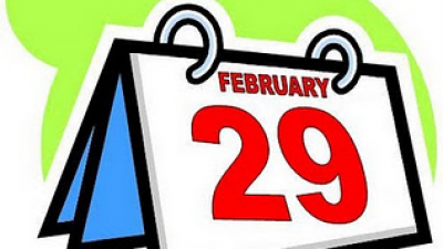 Curiosities about the leap year