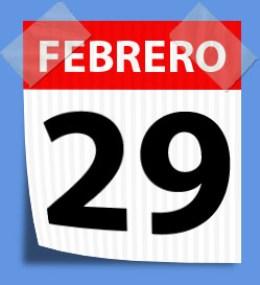 Nascido em 29 de fevereiro