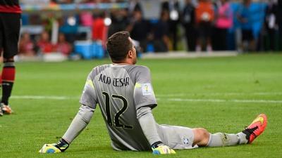 Brasiliens schlimmste Niederlage bei einer Weltmeisterschaft