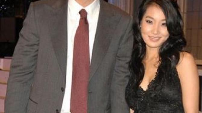最も有名な異人種間のカップル