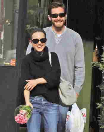 Gael García Bernal y Natalie Portman