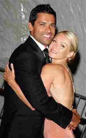 Kelly Ripa dan Mark Consuelos