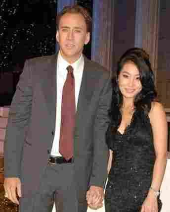 Nicolas Cage dan Alice Kim