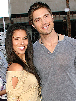 Roselyn Sánchez e Eric Winter