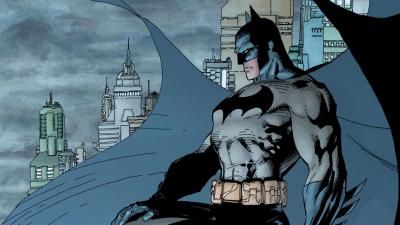 蝙蝠侠的前100个封面