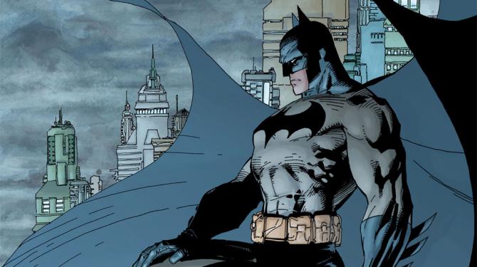 배트맨의 첫 100 표지