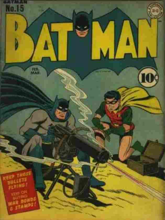 Batman č. 15