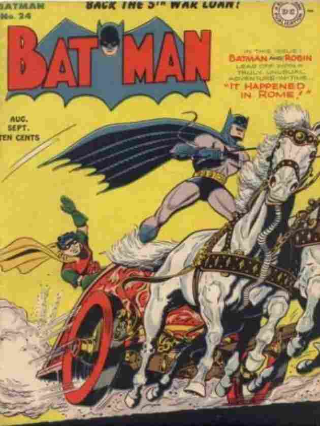 Batman č. 24
