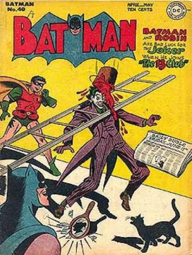 Batman č. 40