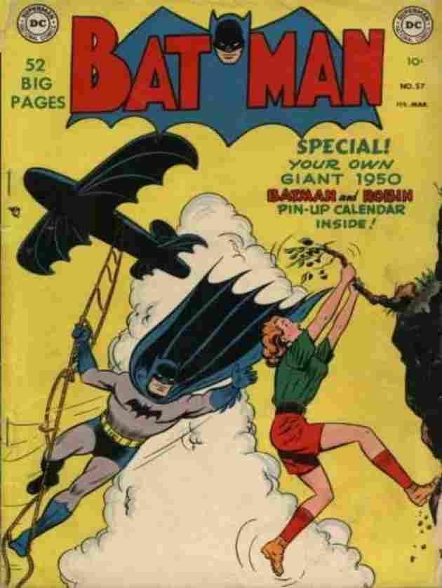 Batman č. 57