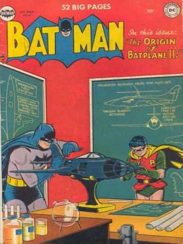 Batman č. 61