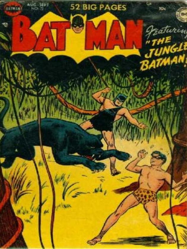 Batman č. 72