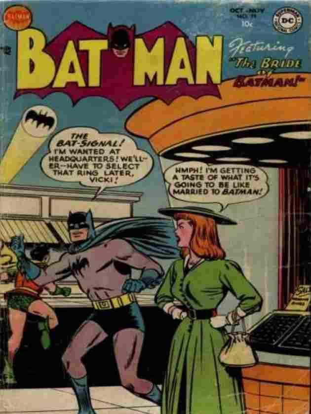 Batman č. 79