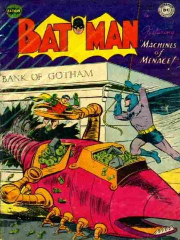 Batman č. 80