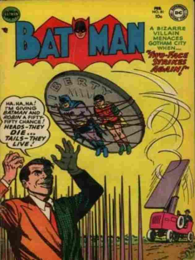Batman č. 81