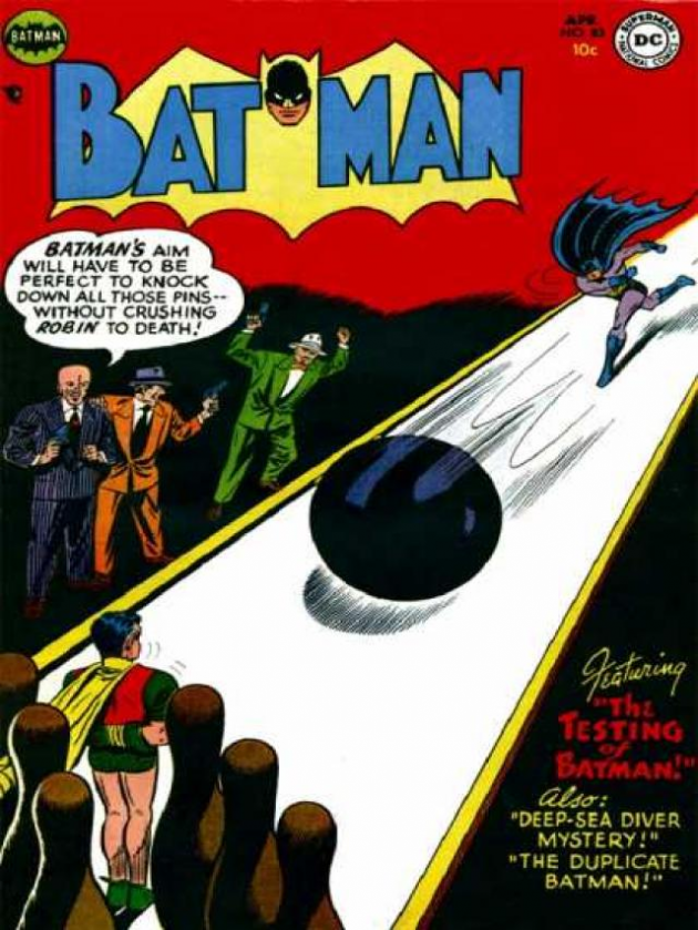Batman č. 83