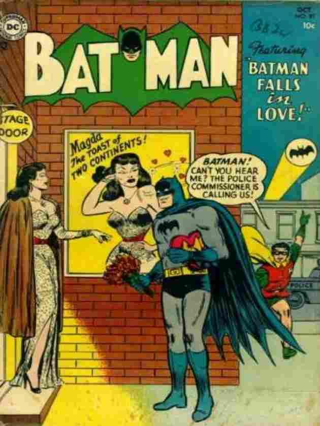 Batman č. 87