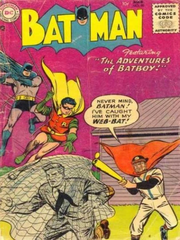 Batman č. 90