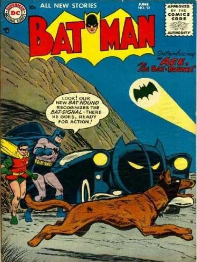 Batman č. 92