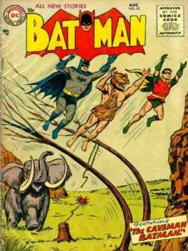 Batman č. 93