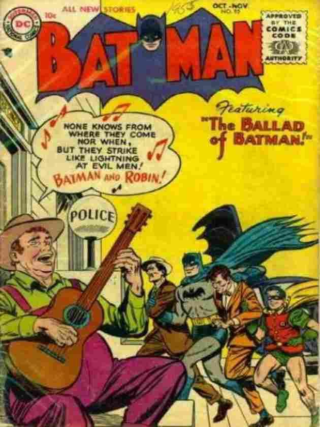 Batman č. 95