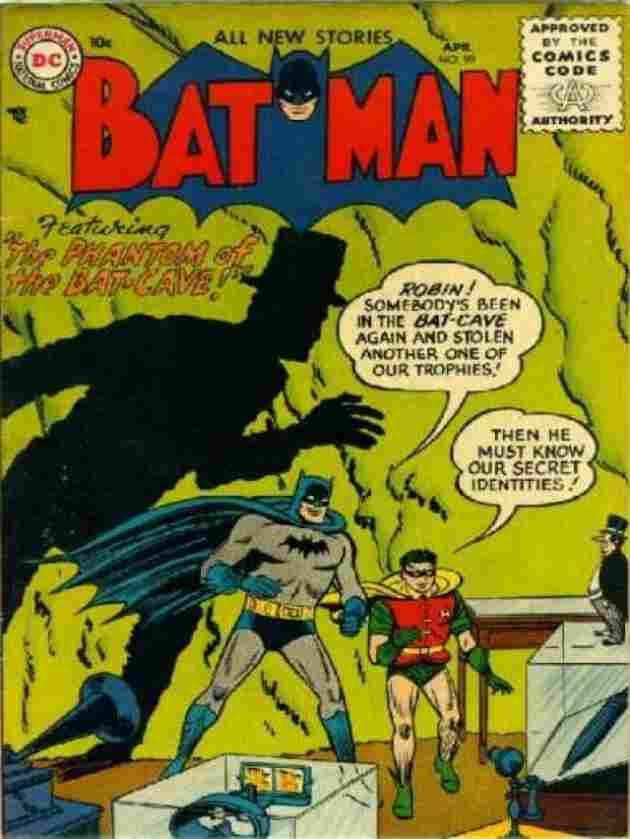 Batman č. 99