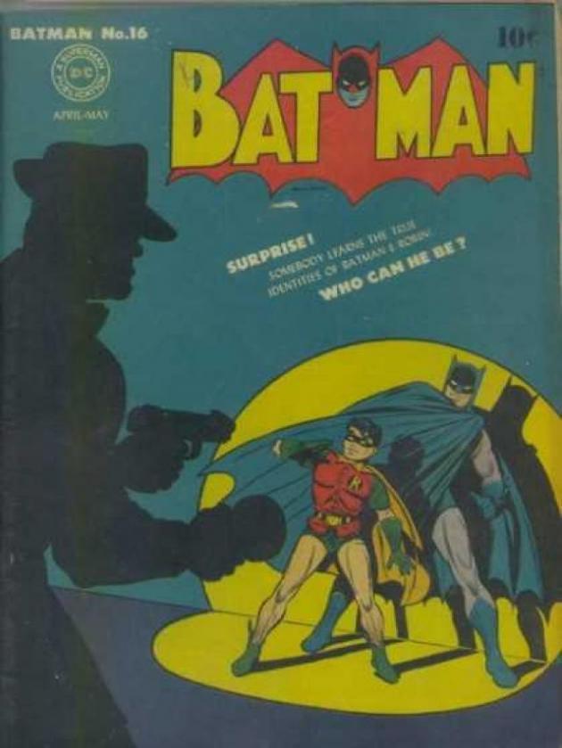 Batman n ° 16