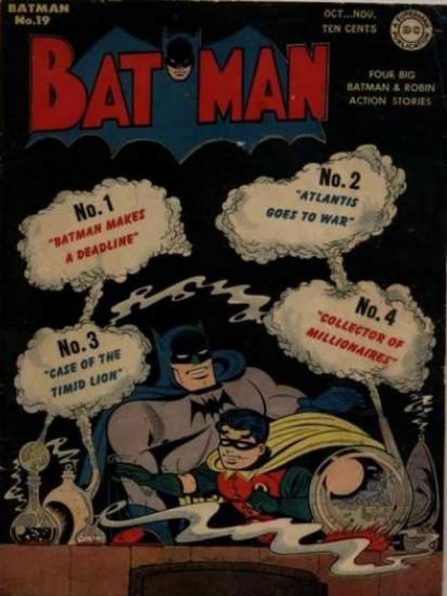 Batman n ° 19