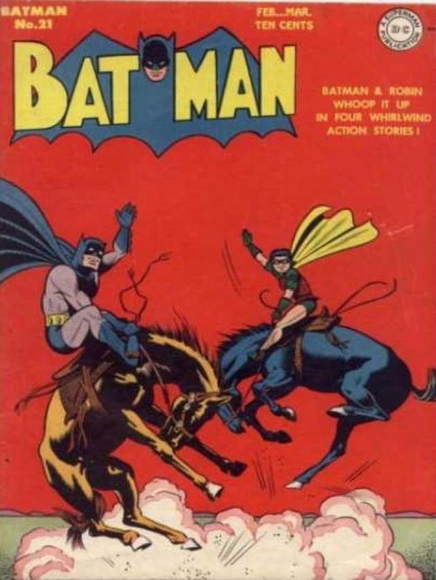Batman n ° 21